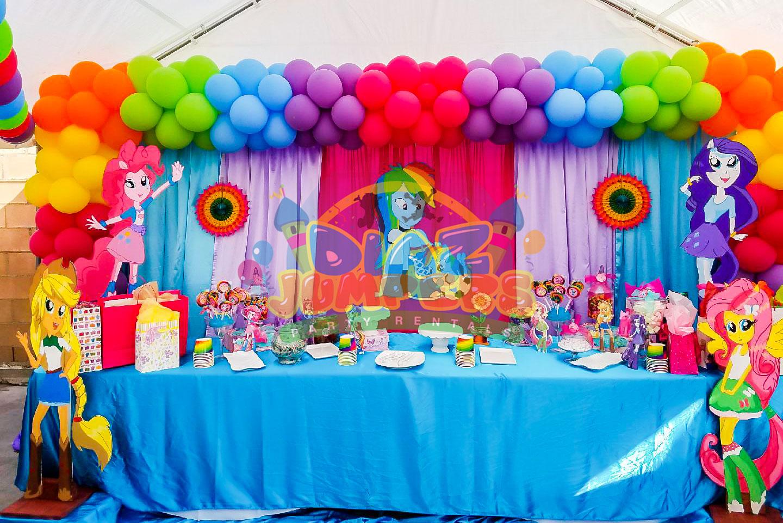 Diaz Jumpers Balloon Decor Party Rentals